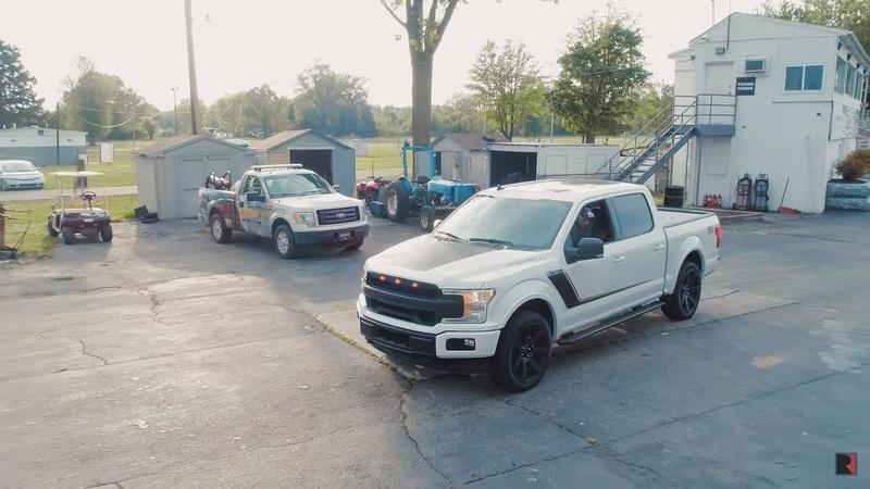 Remember The Ford F-150 Nitemare by Roush? Well, It's Now - Allegedly - the Quickest Production Truck in the World - image 849900
