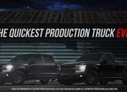 Remember The Ford F-150 Nitemare by Roush? Well, It's Now - Allegedly - the Quickest Production Truck in the World - image 849903