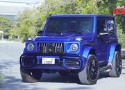 Someone Turned the Suzuki Jimny into a Smaller Mercedes-AMG G63 and You Have to See It - image 850340