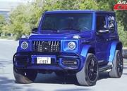 Someone Turned the Suzuki Jimny into a Smaller Mercedes-AMG G63 and You Have to See It - image 850345