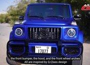Someone Turned the Suzuki Jimny into a Smaller Mercedes-AMG G63 and You Have to See It - image 850332