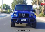 Someone Turned the Suzuki Jimny into a Smaller Mercedes-AMG G63 and You Have to See It - image 850337