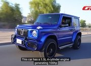 Someone Turned the Suzuki Jimny into a Smaller Mercedes-AMG G63 and You Have to See It - image 850338
