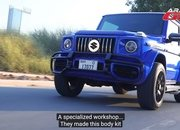 Someone Turned the Suzuki Jimny into a Smaller Mercedes-AMG G63 and You Have to See It - image 850330