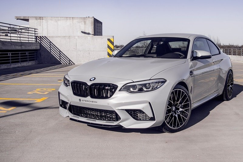 Sterckenn's Carbon Fiber Aero Parts Will Style Up Your BMW