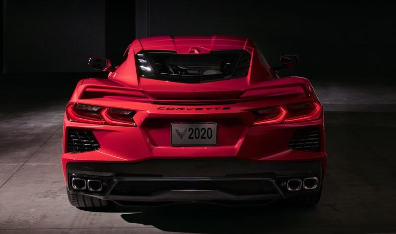 Still Don't Like The Look Of The 2020 Chevy C8 Corvette? Let