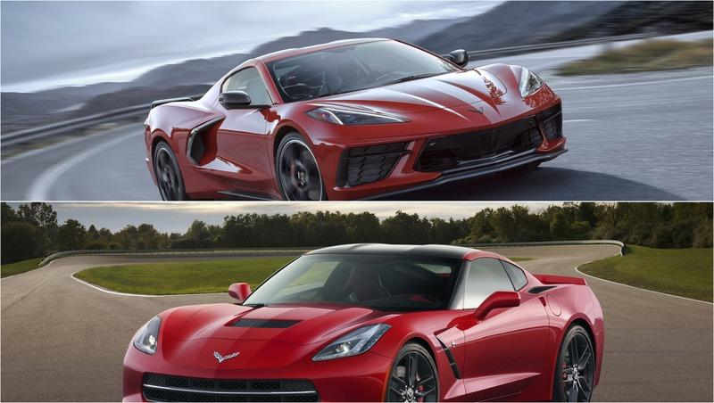 Still Don't Like the Look of the 2020 Chevy C8 Corvette? Let Us Show You How Similar it is to the C7 Corvette!