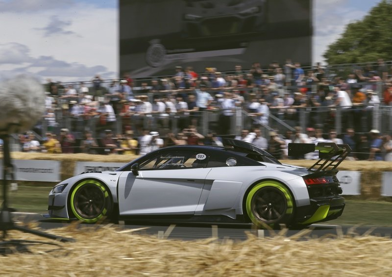 The 2020 Audi R8 LMS GT2 Is the R8 We Deserve For the Road But Can't Have
