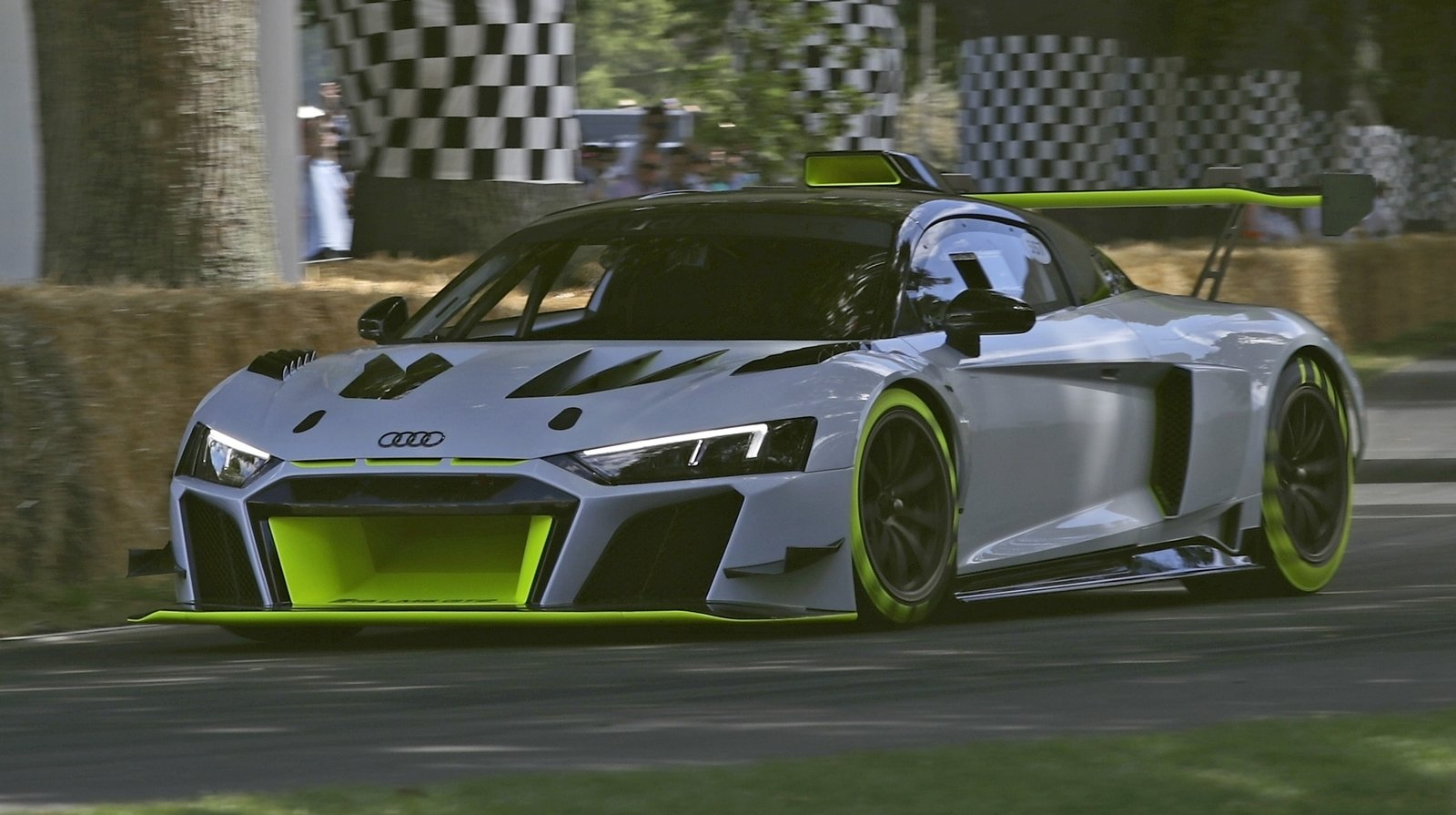 The 2020 Audi R8 Lms Gt2 Is The R8 We Deserve For The Road