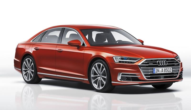 The 2020 Audi S8 Has Been Revealed with Mild Hybrid V-8, But Does that Mean More Power?