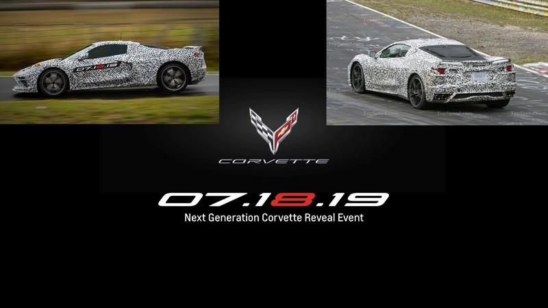 The 2020 Chevy C8 Corvette is About to Debut - Here's How You Can Watch it (And Get in the Mood)