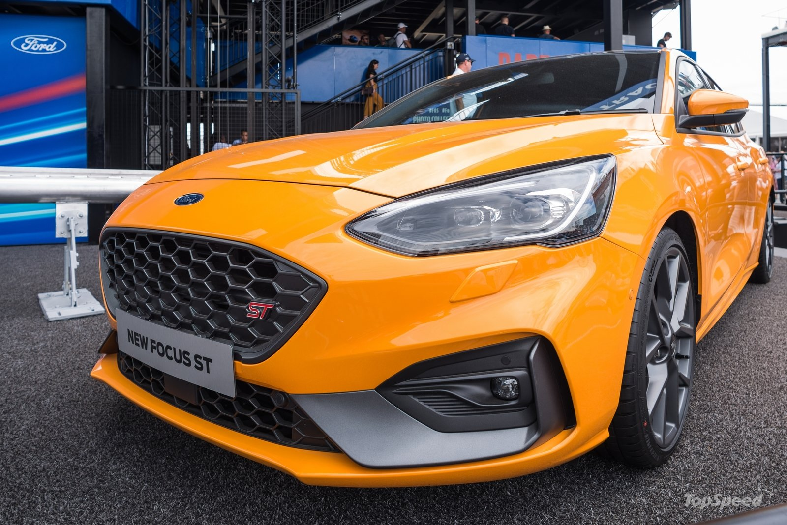 The 2020 Ford Focus St Might Be Fast  But It U0026 39 S Boring To