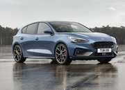 The 2020 Ford Focus ST Might Be Fast, but It's Boring to Look At - image 849344