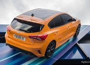 The 2020 Ford Focus ST Might Be Fast, but It's Boring to Look At - image 848735