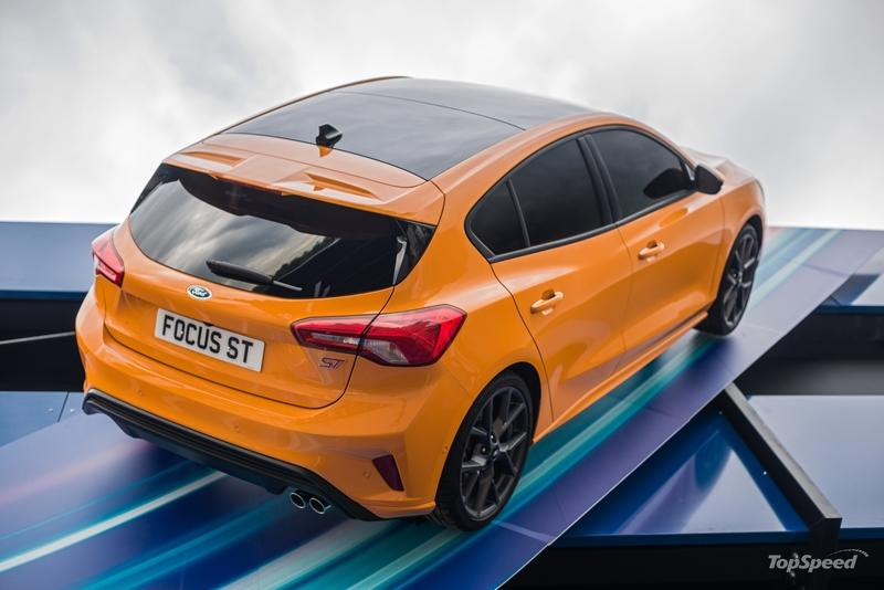 The 2020 Ford Focus ST Might Be Fast, but It's Boring to Look At