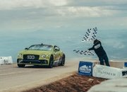 The Bentley Continental GT Just Kicked The Porsche 911 Turbo's Ass Up Pikes Peak - image 847411