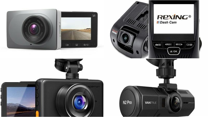 The Best Car Dash Cams You Can Buy on Amazon
