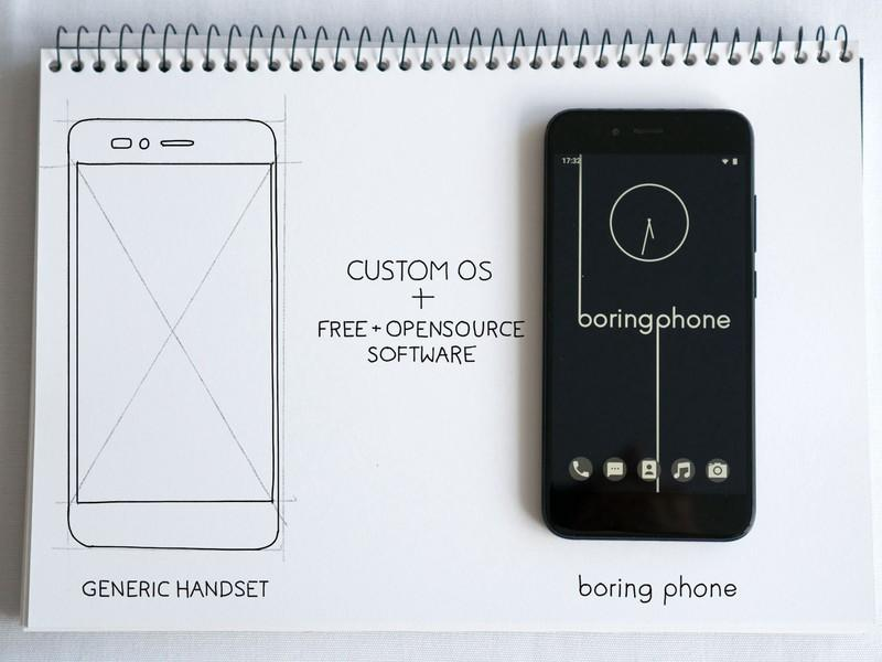 The BoringPhone Pledges To Cure Your Social Media Addiction