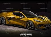 The 2022 Chevy Corvette Z06 Will Have an Engine on Par With That of the Porsche 911 GT3 - image 850862