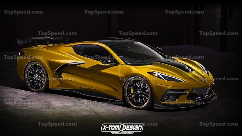 2020 Chevrolet C8 Corvette ZR1 | Top Speed