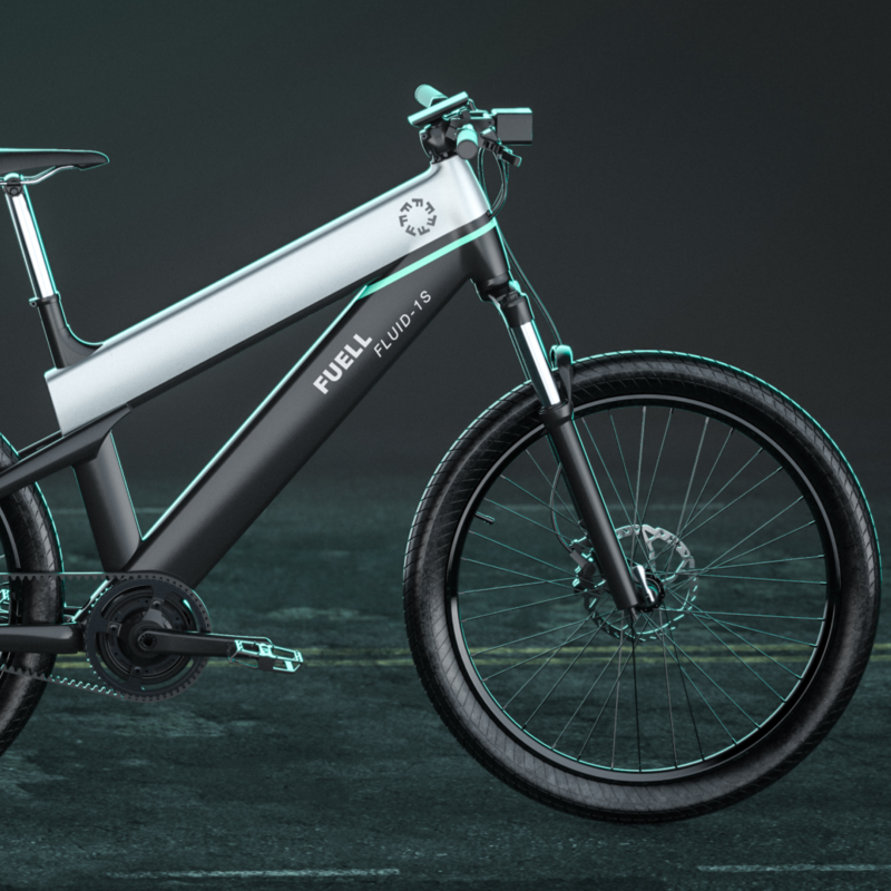The Fuell Fluid Electric Bike Wants To Break Range Barriers For Good