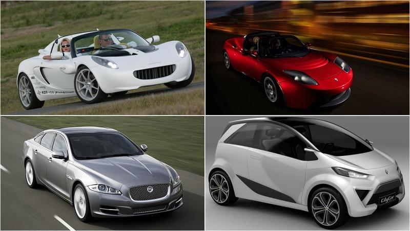 The List of Predecessors to the Lotus Evija That You Didn't Know Existed