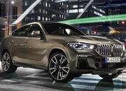 The new BMW X6 features a new, huge grille, remains the uglier brother of the X5 - image 847666