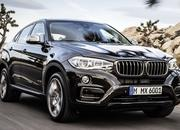 The new BMW X6 features a new, huge grille, remains the uglier brother of the X5 - image 847669