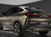 The new BMW X6 features a new, huge grille, remains the uglier brother of the X5 - image 847670