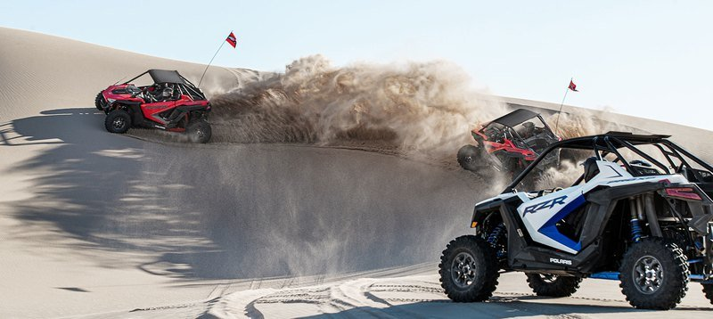 The Polaris RZR Pro XP Is a Whole New Kind of Off-Road Beast