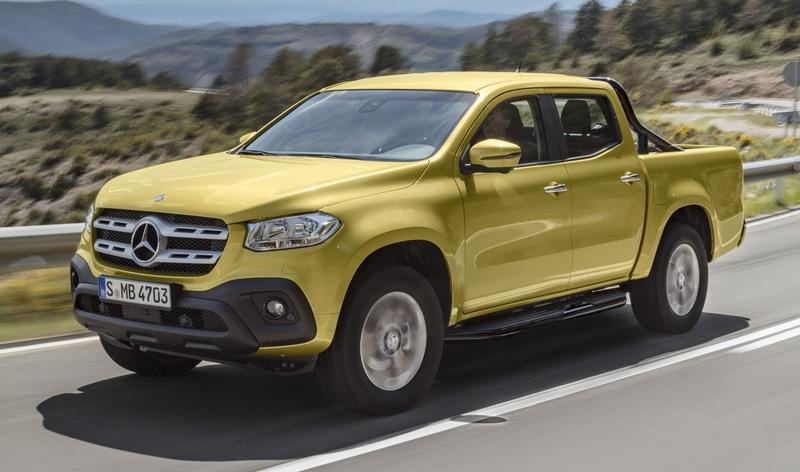 The X-Class Sucks so Bad that Mercedes Already Wants to Get Rid of It