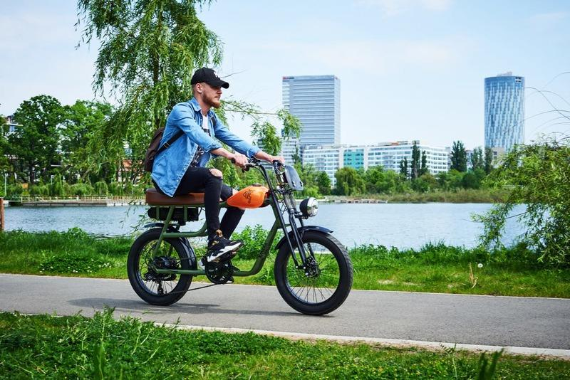 The Xmera Bionic Bike Lets You Work Out During Your Commute