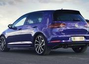 Watch a Volkswagen Golf R Go Head-to-Head With a Porsche Boxster GTS and a Renault Megane Trophy RS - image 847970