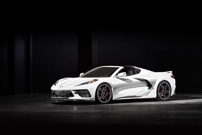 What Exterior Color Options Did We Not See On The 2020 Chevy C8 Corvette At Launch? | Top Speed