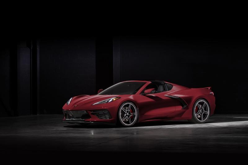 What Exterior Color Options Did We Not See on the 2020 Chevy C8 Corvette at Launch? - image 851208