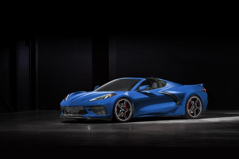 What Exterior Color Options Did We Not See on the 2020 Chevy C8 Corvette at Launch? - image 851209