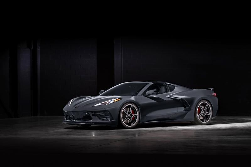 What Exterior Color Options Did We Not See on the 2020 Chevy C8 Corvette at Launch? - image 851211