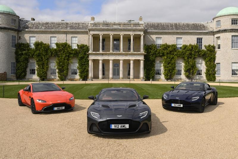 Will Aston Martin Live Up to Its Legacy at the 2019 Goodwood Festival of Speed?