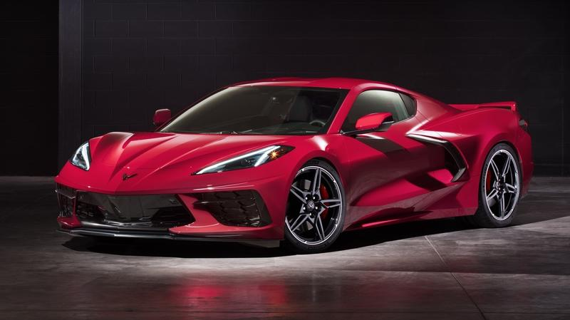 With The 2020 Chevy C8 Corvette Starting At Less Than