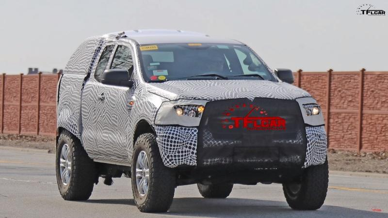Word Has it that a V-8 Ford Bronco is in the Works and It Will Bear a Familiar Badge