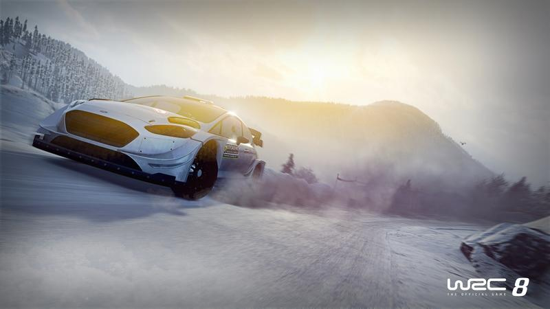WRC 8 Career Mode Is Cooler and More Challenging Than Ever