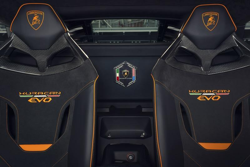 2019 Lamborghini Huracan Evo Gt Celebration Top Speed