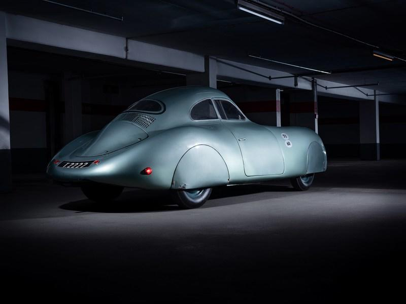 Porsche Type 64 Fails to Sell After Massive Auction Blunder