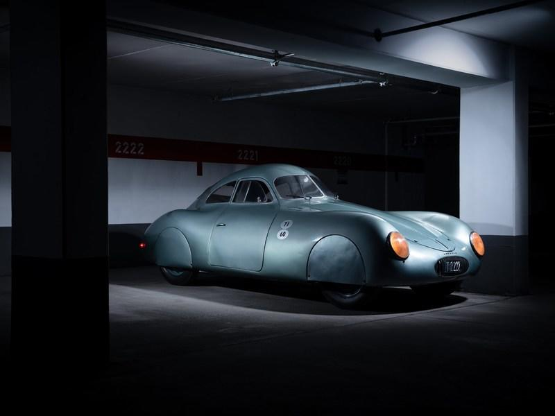 Porsche Type 64 Fails to Sell After Massive Auction Blunder - image 854011