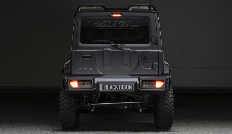 2019 Suzuki Jimny by Wald International - image 853762