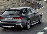 The 2020 Audi RS6 Avant is one of the hottest wagons ever and finally coming to the U.S. - image 856667