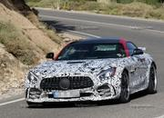 2020 Mercedes-AMG GT Black Series - image 854734