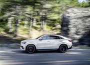 2020 Mercedes GLE Coupé Debuts with Two Diesel Versions, Hotter AMG Variant - image 858020