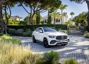 2020 Mercedes GLE Coupé Debuts with Two Diesel Versions, Hotter AMG Variant - image 858021