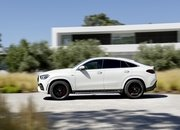 2020 Mercedes GLE Coupé Debuts with Two Diesel Versions, Hotter AMG Variant - image 858022